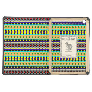 Nice colorful pattern case for iPad air