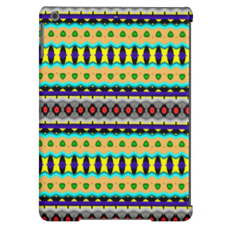 Nice colorful pattern iPad air case
