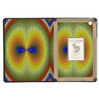 Nice Colorful Tiles pattern iPad Mini Case