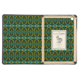 Nice cool abstract pattern iPad air cover