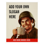 Nice Cup of Tea Personalized Print