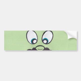 Nice cutey bumper sticker