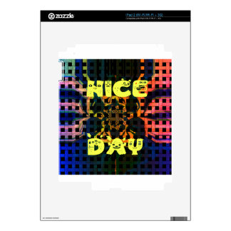 Nice Day iPad 2 Skin