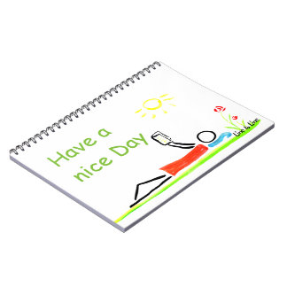 nice Day Notebook