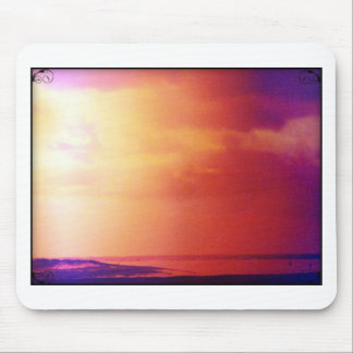 Nice Day on the beach Mouse Pad