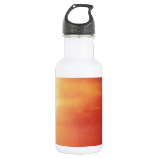 Nice Day on the beach Water Bottle
