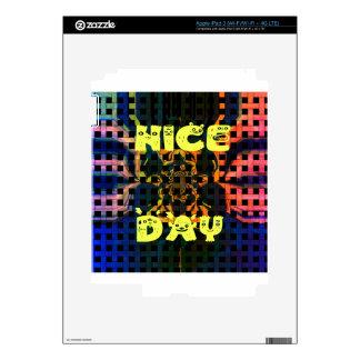Nice Day Skins For iPad 3