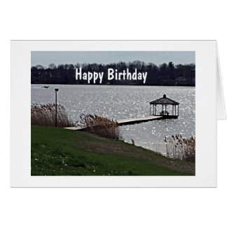 NICE DAY TO THINK OF AN AWSOME PERSON -BIRTHDAY CARD