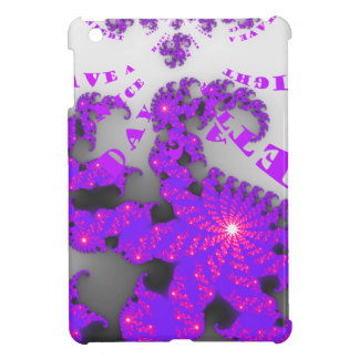 Nice Days and a Better Night iPad Mini Cases