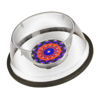 Nice different cool pattern pet bowl