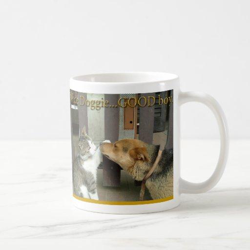 Nice Doggie Classic White Coffee Mug Zazzle