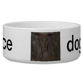 Nice doggy pet bowl