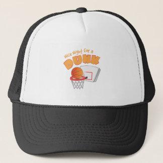 Nice Dunk Trucker Hat