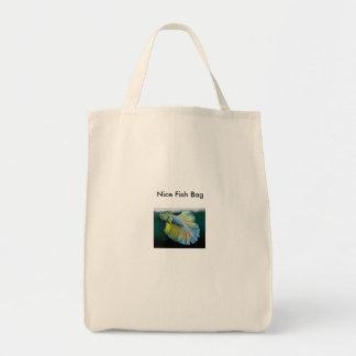 Nice Fish Bag