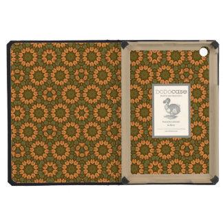 Nice flower pattern iPad mini cover