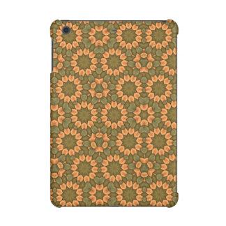 Nice flower pattern iPad mini case