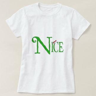 Nice for Christmas T-Shirt