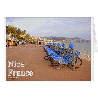 Nice France #1 Cards