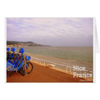 Nice France #2 Card