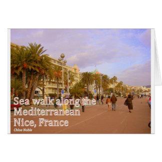Nice France #3 Greeting Card