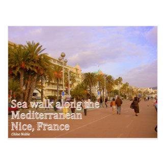 Nice France #3 Postcards