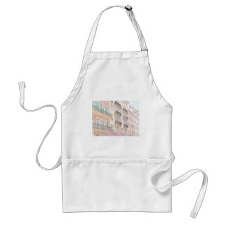 Nice France City Streets Adult Apron