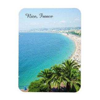Nice France magnet