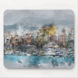 Nice France Mouse Pad