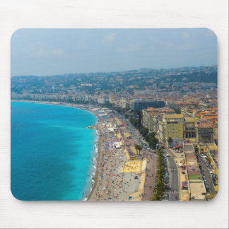 Nice France Photograph Mouse Pad