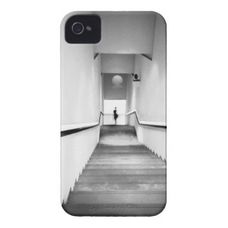 Nice France, Staircase Museum of Modern Art iPhone 4 Case-Mate Case