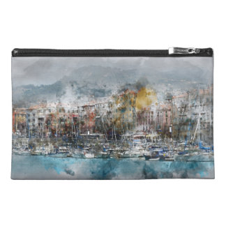 Nice France Travel Accessory Bag