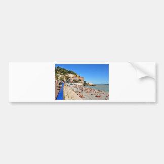 Nice. French Riviera Bumper Sticker