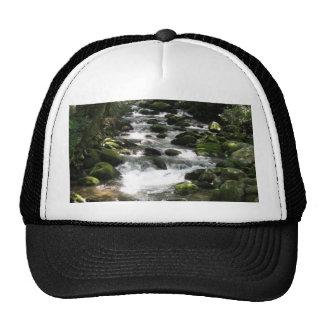 nice frothy waterfall trucker hat