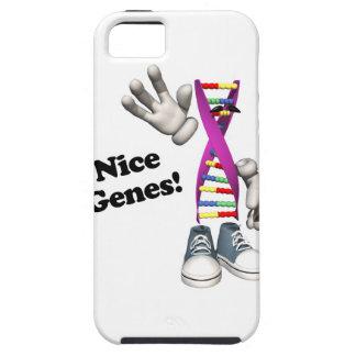 nice genes funny dna geneology design iPhone SE/5/5s case
