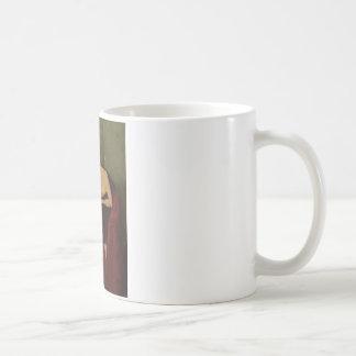 Nice Girl, circa 1940s  Pin Up Art Coffee Mug