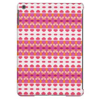Nice heart pattern iPad air cases