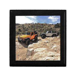 Nice Jeeps with tops down Gift Boxes