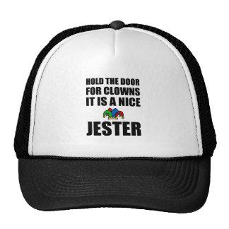 Nice Jester Trucker Hat