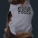 "Nice Jewish Pooch T-Shirt<br><div class=""desc"">For a Nice Jewish Dog</div>"