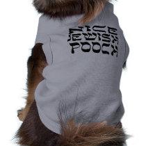 Nice Jewish Pooch T-Shirt