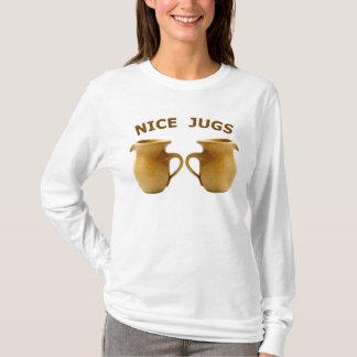 Nice Jugs Women's Long Sleeve T-Shirt