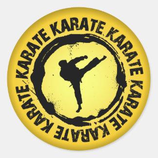 Nice Karate Seal