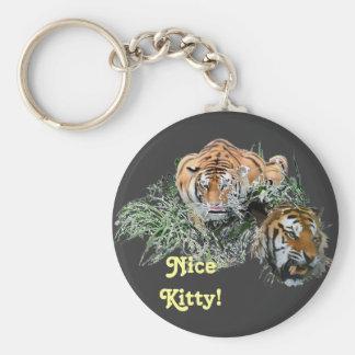 Nice Kitty! Key Chain
