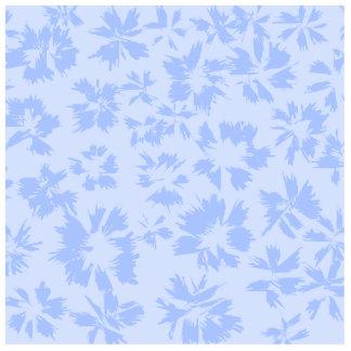 Nice light blue floral pattern. statuette