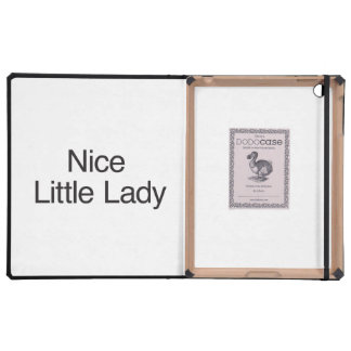 Nice Little Lady.ai Covers For iPad
