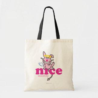 Nice Mostly Tote Bag