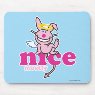 Nice Mostly Mouse Pad