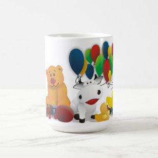 Nice motive for child coffee mug