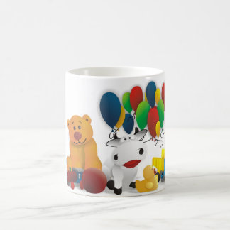 Nice motive for child magic mug