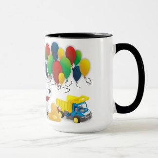 Nice motive for child mug